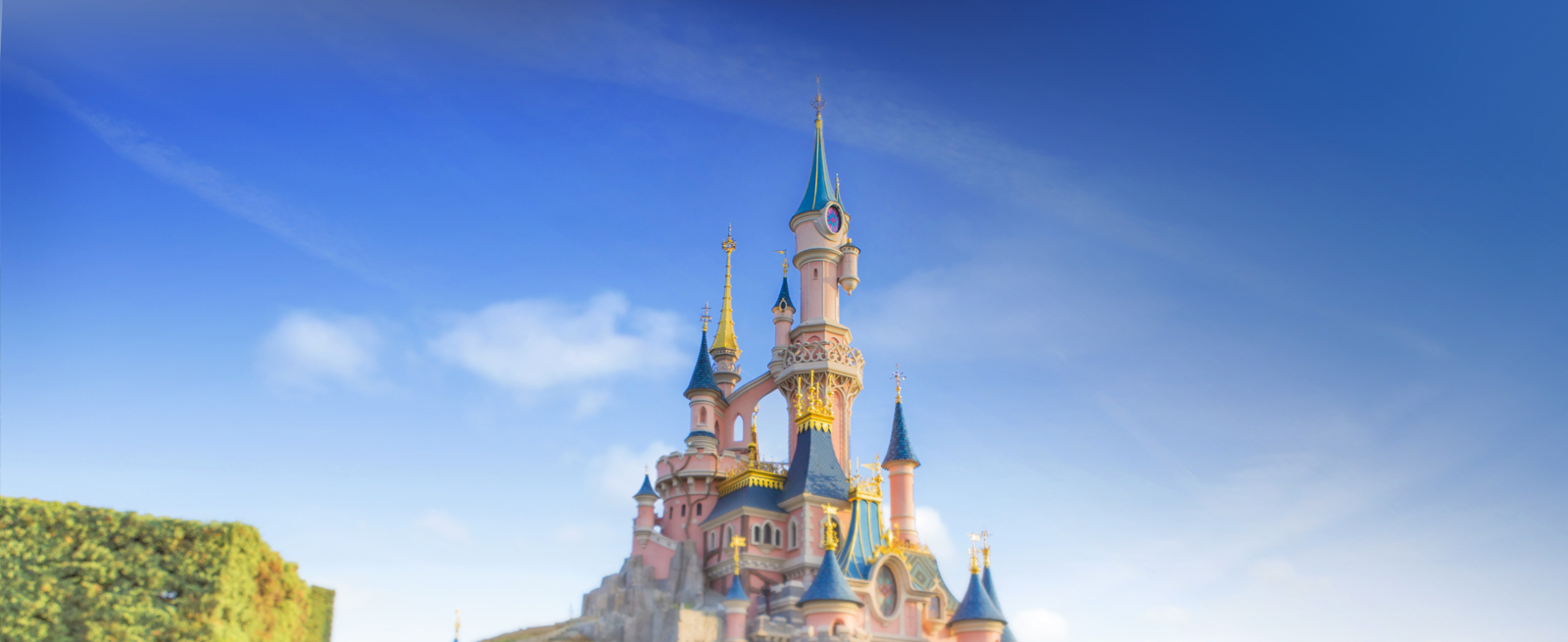 Castillo Disneyland© Paris