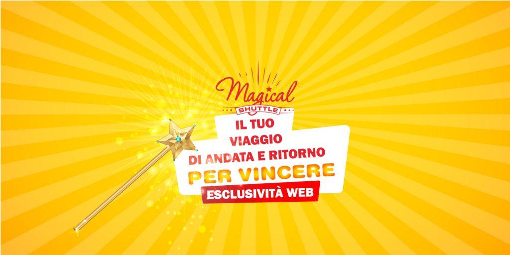 Gioco Win Your Magical Ride