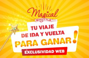 Juego Win Your Magical Ride